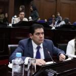 Núñez Aguilar plantea reformas a la Ley Orgánica y de Procedimientos Legislativos, también a la Ley de Registro Patrimonial de los Servidores Públicos de Michoacán y sus municipios