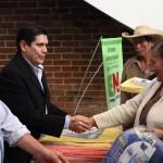 Núñez Aguilar comentó que este es uno de muchos apoyos que se le ha dado a esta organización y que vendrán muchos más, ya que el apoyar a la ciudadanía sigue siendo y será una de las cosas más satisfactorias que realiza en su vida como legislador