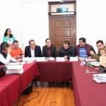 """""""Hoy con los 20 millones más llegamos a 143 millones 600 mil pesos con los que, seguro, nos ayudará a salir adelante"""", puntualizó Hernández Paz"""