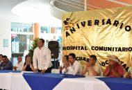 Juan Figueroa reiteró su compromiso y disponibilidad a trabajar junto a las autoridades locales y la sociedad en general para generar mejores condiciones en la región y elevar la calidad de vida de sus habitantes.