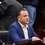 """Carlos Quintana informó que están listos para iniciar el análisis de la propuesta de la reestructura enviada por el Ejecutivo, """"donde no se regateará nada en beneficio de Michoacán"""""""