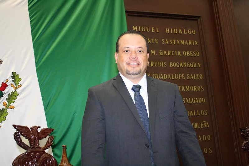 Figueroa Gómez lamentó que el gobierno federal se mantenga insensible a los reclamos sociales