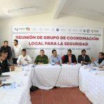 En el encuentro, Aureoles Conejo compartió los resultados de las acciones que se han implementado en materia de seguridad y procuración de justicia en esta zona, derivado de la estrategia de coordinación entre los tres órdenes de gobierno