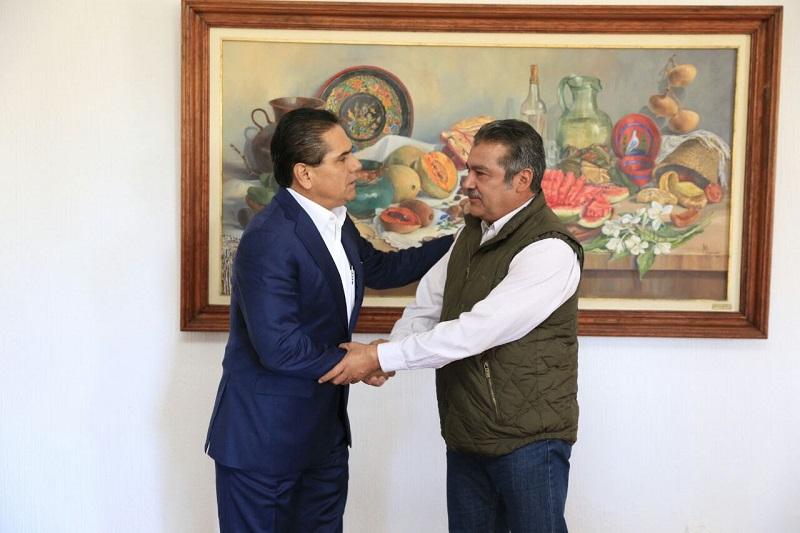 Aureoles Conejo resaltó la importancia de que las y los legisladores federales y estatales, cierren filas con el Gobierno del Estado para impulsar acciones que fortalezcan a Michoacán y sus habitantes