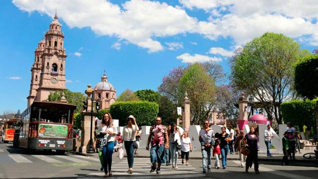 Durante 2016 el turismo dejó una derrama económica por más de 10 mil mdp en Michoacán