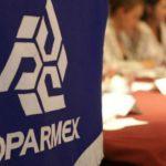 """En un comunicado, la Coparmex afirmó que se negó a firmar el acuerdo, establecido entre el Gobierno y representantes de los sectores productivos del país, porque no es el resultado de """"un verdadero diálogo social"""""""