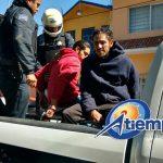 Los rateros llegaron en un radio taxi de la línea Ejecutivos; son dos los detenidos, mismos que fueron trasladados al área de Barandilla de la SSP de Michoacán (FOTOS: FRANCISCO ALBERTO SOTOMAYOR)