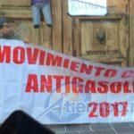 """Comienzan nuevas manifestaciones contra el """"gasolinazo"""" en Morelia"""