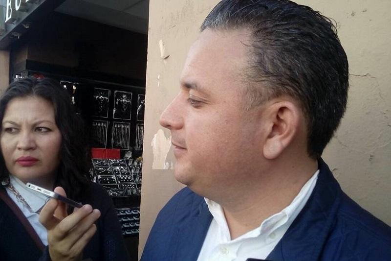 Aunque hasta el momento en Michoacán han sido pacíficas las manifestaciones contra el gasolinazo, Quintana Martínez consideró que sigue siendo necesaria una legislación para regular las marchas en la entidad (FOTO: MARIO REBOLLAR)