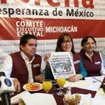 Dentro de dicho acuerdo se plantean tres ejes: gobernar con rectitud, abolir la impunidad y actuar con austeridad, por ello, llamó a firmar un documento, en las plazas públicas de México, dijo Polevnsky