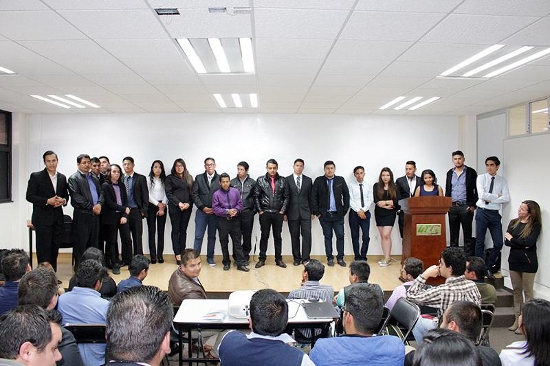 Dicho trabajo fue desarrollado al mismo tiempo por los alumnos de estas instituciones, destacando que los grupos de la UTM tuvieron una participación exitosa, obteniendo el primero y segundo lugares