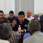 Tanto transportistas como autoridades acordaron mantener una comunicación permanente con la finalidad de dar seguimiento a estos temas