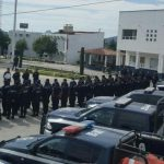 La SSP refrenda su compromiso de establecer estrategias para la conformación de una Policía Michoacán digna y profesional, siempre en servicio de la población
