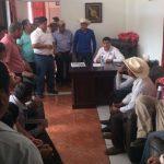 En el marco de la reunión también se acordó iniciar acciones que permitan integrar a los aspirantes a formar parte de la Policía Michoacán
