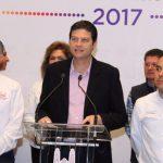 Martínez Alcázar reiteró el llamado a la Federación para que busque otras alternativas al tema del gasolinazo