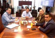 Así lo anunció el titular de la SSP, Juan Bernardo Corona, durante una reunión con el alcalde de Buenavista, Lorenzo Barajas Heredia
