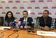 Los invitamos a ser congruentes con el resolutivo del XIV Congreso Nacional celebrado en 2015, en el sentido de retomar la exigencia de una consulta ciudadana con el objeto de revertir las reformas en materia energética: Calderón Torreblanca