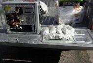 Los imputados fueron asegurados al igual que el vehículo y la droga, y presentados ante el agente del Ministerio Público del Centro de Operaciones Estratégicas (COE), mismo que resolverá su situación jurídica