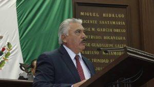 Hinojosa Campa destacó que gracias al eje del gasto responsable y eficiente en el cual se contempla generar ahorros por más de 350 mdp se podrán emprender acciones en favor de las y los michoacanos que se verán afectados por el aumento de los combustibles