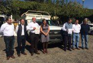 El camión ingresará de inmediato en el parque vehicular del municipio, y será utilizado para contrarrestar los incendios forestales que se prevén en esta época del año, así como para lograr la meta de superar este año los 322 mil árboles reforestados en el 2016