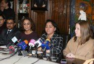 Fueron presentadas 10 denuncias penales ante la PGJE y PGR contra quienes resulten responsables