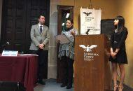 """Al respecto, Carlos Francisco Castelazo Mendoza, director del IIEL indicó que """"se busca vincular al Instituto, con la comunidad académica, y jurídica, lo que fortalecerá el trabajo del poder legislativo"""""""