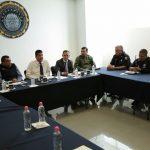 En Uruapan se revisaron las acciones de seguridad implementadas en la zona, además de que se acordó buscar mecanismos para ubicar los puntos generadores de violencia