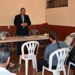 """""""Las comunidades originarias necesitan una ley que proteja sus intereses y derechos como indígenas, ya que las actuales leyes no resguardan las crecientes necesidades que se tienen"""", destacó Figueroa Gómez"""