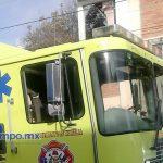 En las tareas participaron bomberos municipales y estatales, así como Policía Michoacán y Policía de Morelia, además de Grupo Tigre (FOTOS: FRANCISCO ALBERTO SOTOMAYOR)