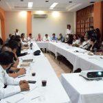 También se acordó implementar campañas para aumentar el número de denuncias ciudadanas e incrementar la difusión para la convocatoria de reclutamiento de los nuevos integrantes de la Policía Michoacán