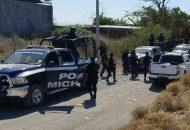 La Secretaría de Seguridad Pública del Estado reitera su compromiso para cerrar el paso a la delincuencia, con el apoyo y confianza de la ciudadanía mediante la denuncia de hechos ilícitos