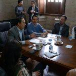Esta mesa de trabajo se nutrió con propuestas y diálogo de los integrantes de la Comuna Moreliana en la que se acordó abordar los temas con los análisis realizados por las Comisiones y los titulares de cada área