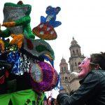 La celebración popular de danza, música y colores, anuncia el inicio del periodo de Cuaresma.