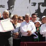Calderón Torreblanca aseguró que en Michoacán más de 27 mil perredistas serán promotores del proyecto de cambio verdadero que anhela la mayoría de los mexicanos y sumarán a este proceso de unidad a otros miles