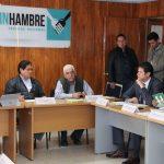 Martínez Alcázar participó en la instalación del comité de validación del Programa 3 x 1 para migrantes