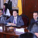 En otro orden de ideas, el Cabildo aprobó el Punto de Acuerdo mediante el cual el Ayuntamiento de Morelia se pronuncia a favor de la implementación de programas que garanticen la seguridad en los centros escolares