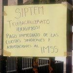 Fue hasta pasadas las 15:00 horas de este lunes que se confirmó que la Calzada Ventura Puente había quedado libre (FOTOS: MARIO REBOLLAR)