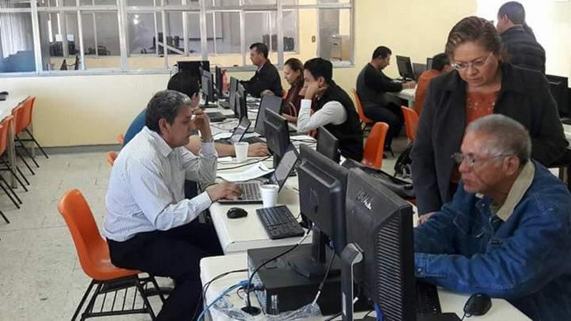 Como parte del proceso de ingreso al Sistema Nacional de Bachillerato, docentes del subsistema asistieron a capacitación de actualización académica.
