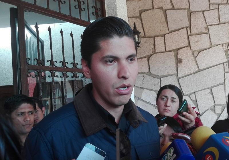 El secretario de Movimiento Ciudadano reiteró el llamado a los diputados a que regresen a trabajar lo antes posible