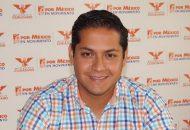 Daniel Moncada afirmó que su prioridad ahora es cumplir como diputado local y como dirigente estatal, cargo que dejará en los próximos meses
