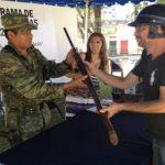 """Con el lema """"Vivir sin armas, disminuye accidentes"""", la campaña tendrá lugar del 22 al 24 de enero en el municipio de Morelia"""