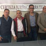 Uno de los principales objetivos del Ayuntamiento de Morelia con la Delegación Estatal de la CORETT, es mantener trabajo conjunto con las autoridades federales en beneficio de la población