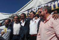 El secretario del PRD anunció que este domingo se sumarán al menos 5 mil personas mas a Foro Nuevo Sol, en el municipio de Zitácuaro