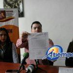 De acuerdo con el dirigente el SIDEMM, hay muchos más empleados sindicalizados que están inconformes con la forma de proceder de Molina Bazán y su grupo cercano, pero no hacen acusaciones públicas por temor