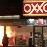 Dichos actos delictivos se cometieron para exigir la liberación de los seis detenidos por agredir a elementos de la Policía Federal y de la Secretaría de Seguridad Pública (SSP) de Michoacán durante el desalojo de la víspera