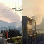 En las últimas semanas se han registrado múltiples incendios forestales y de pastizales en distintos puntos de Michoacán (FOTOS: CORTESÍA)
