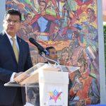 Como orador oficial, Corona Martínez señaló la necesidad de un modelo político y de desarrollo acorde a las circunstancias, para generar una política pública con visión, pasión y vocación de servicio