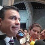 """En este proceso de unidad que inicia con Morena, el diputado Federal no descartó que el alcalde independiente, Alfonso Martínez Alcázar pueda sumarse, """"en el tema político, Alfonso es bienvenido a este proceso de unidad"""" dijo Calderón Torreblanca"""