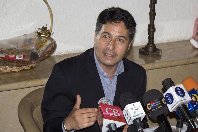 Báez Ceja aseguró que los gobiernos municipales son los más afectados con el panorama económico para este 2017
