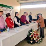 Silva Tejeda resaltó la conformación del Consejo Político Municipal de Tancítaro con la mitad de hombres y mujeres, y un 35% de ellos jóvenes